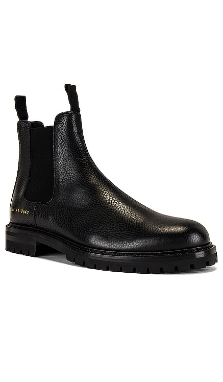 Winter Chelsea Bumpy Boot Common Projects $550 BEST SELLER