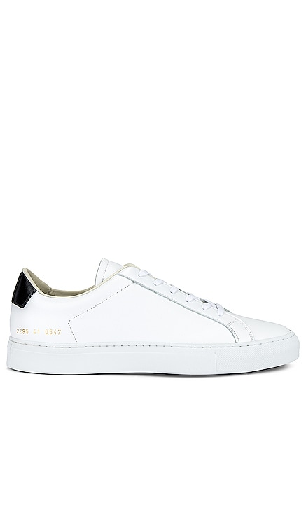 Retro Low Common Projects $465