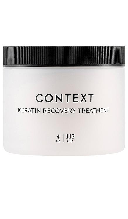 Keratin Recovery Treatment Context $35 BEST SELLER