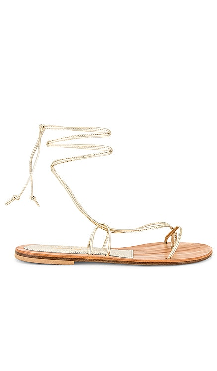 Ermi Lace Up Sandal CoRNETTI $250 NEW