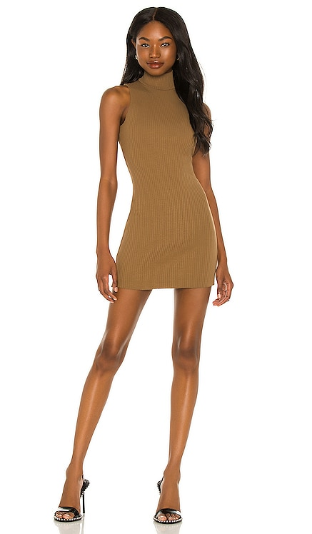 x REVOLVE Ibiza Racerback Dress XO COTTON CITIZEN $185 NEW