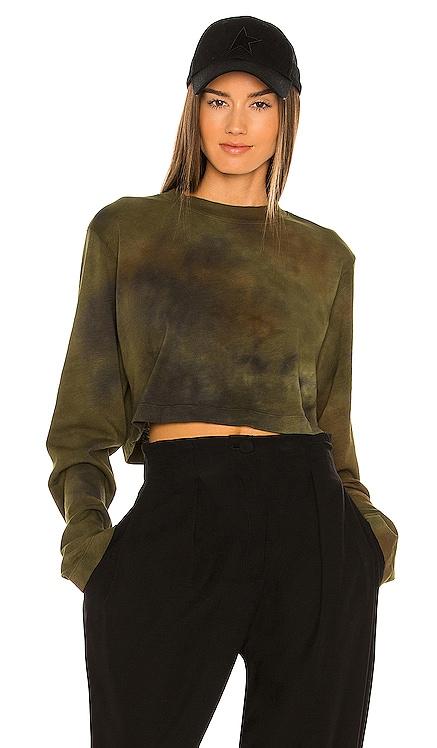 The Tokyo Crop Shirt COTTON CITIZEN $125 NEW