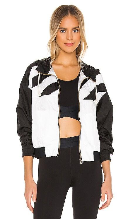 Stripe Detail K Way Jacket Champion $88