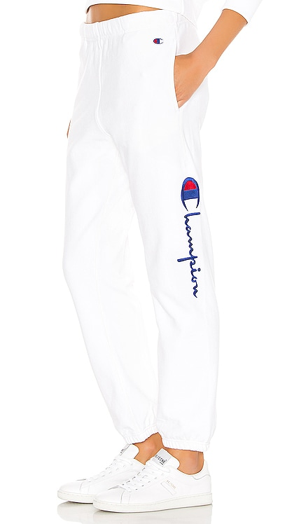 PANTALON SWEAT SIDE LOGO Champion $90 BEST SELLER