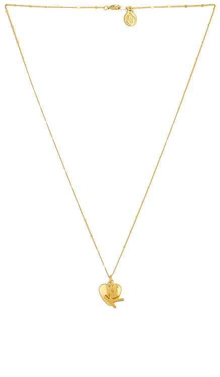 Cherish Necklace Cloverpost $110