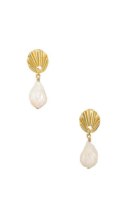 Sea Earrings Cloverpost $110