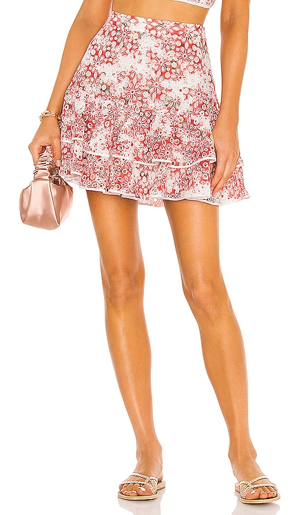 Natalie Mini Skirt Charo Ruiz Ibiza $350 BEST SELLER