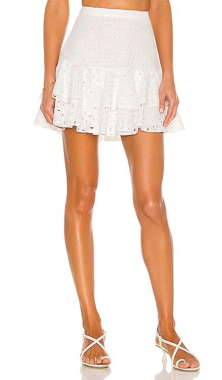 Natalie Short Skirt Charo Ruiz Ibiza $350 NEW