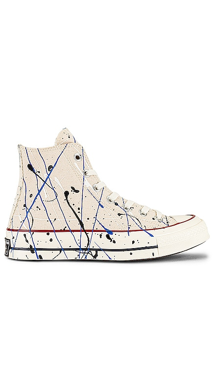 CHUCK 70 ARCHIVE PAINT SPLATTER 스니커즈 Converse $90 NEW