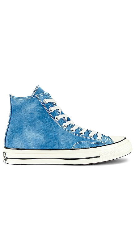 Chuck 70 Hi Washed Canvas Converse $85 NEW