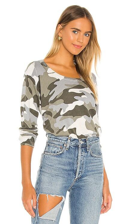 Lightweight Cotton Blend Sweater Chaser $88