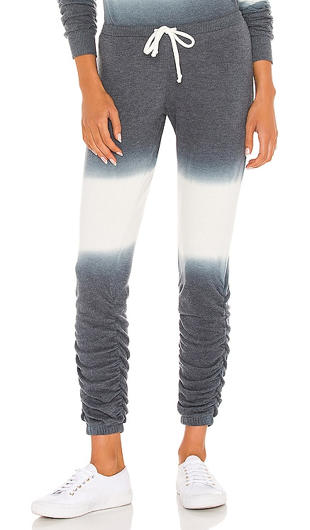Bliss Knit Shirred Jogger Chaser $79 NEW
