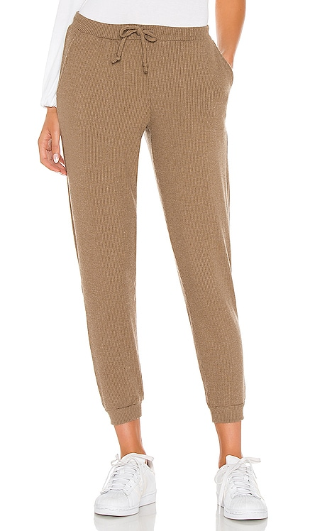 Love Rib Easy Lounge Pant Chaser $88 NEW