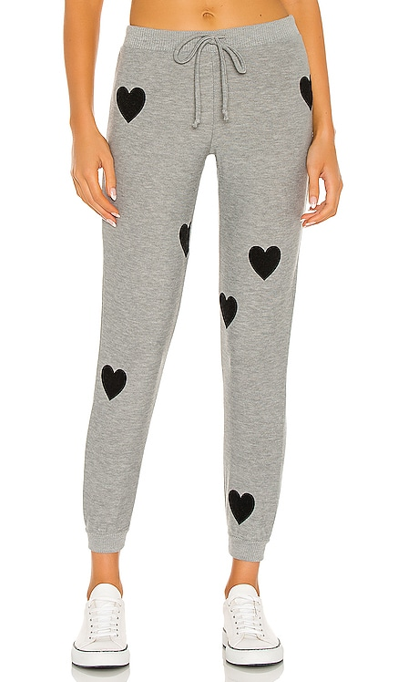 Cozy Knit Cuffed Drawstring Jogger Chaser $97 BEST SELLER