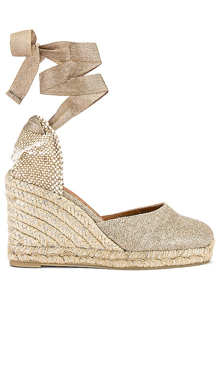 Carina Wedge Castaner $88