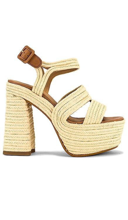 Adah Platform Heel Castaner $330 NEW