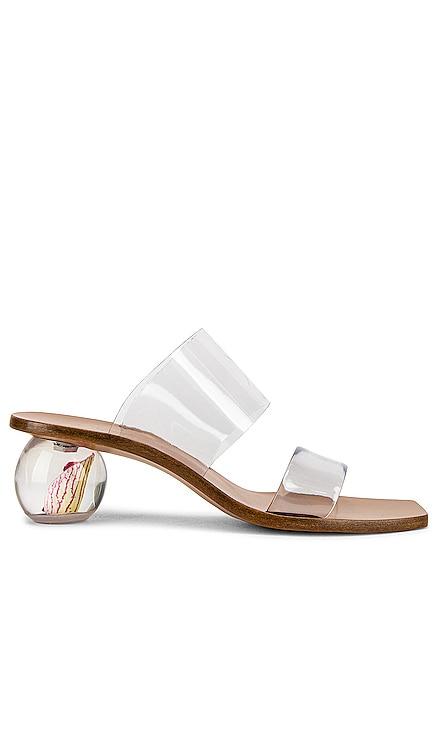 Jila Flower Heel Sandal Cult Gaia $398