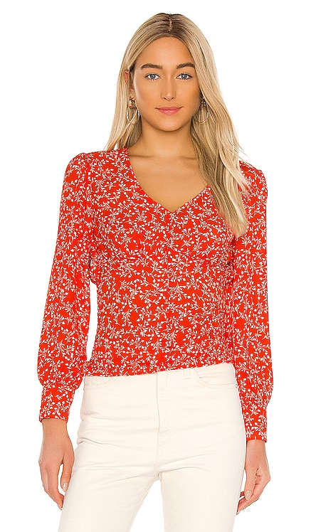Portia Blouse cupcakes and cashmere $99