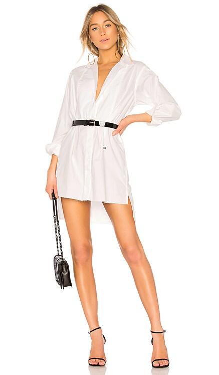 The Rosie Shirt Dress Current/Elliott $167