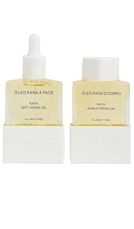 Travel Skin Ritual Kit Costa Brazil $160
