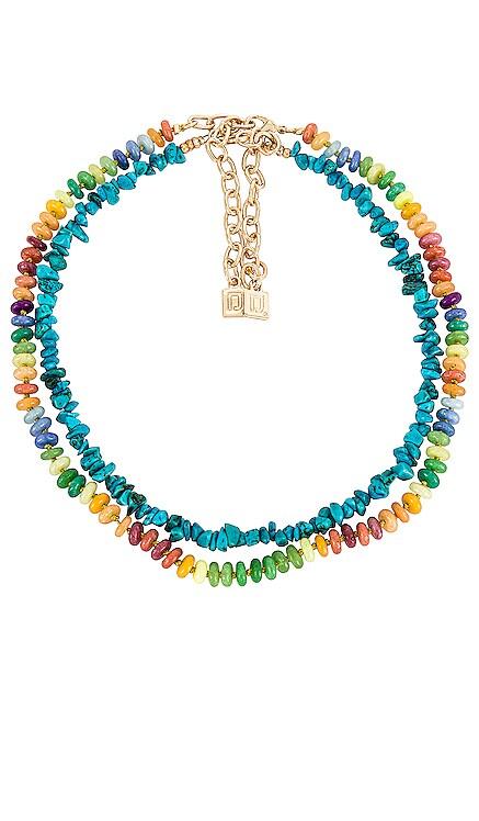 Rockaway Necklace Set DANNIJO $245