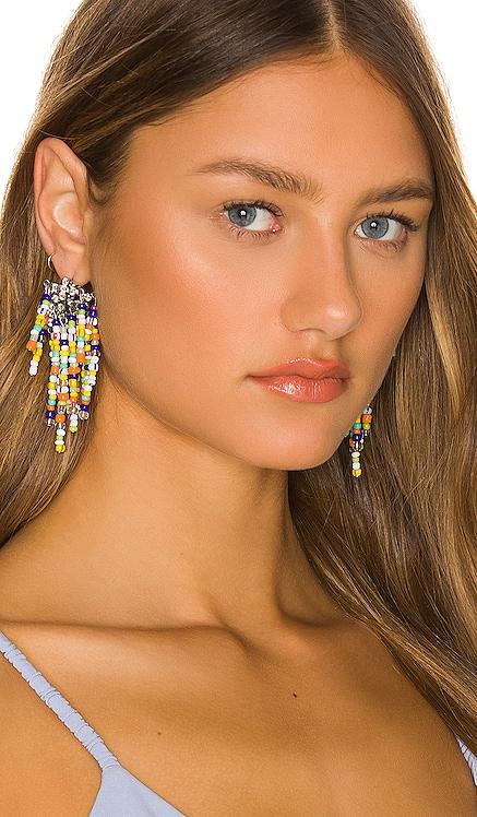 Jessie Earrings DANNIJO $320 NEW