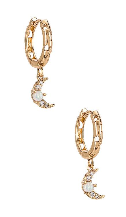 Antibes Earrings DANNIJO $128 NEW