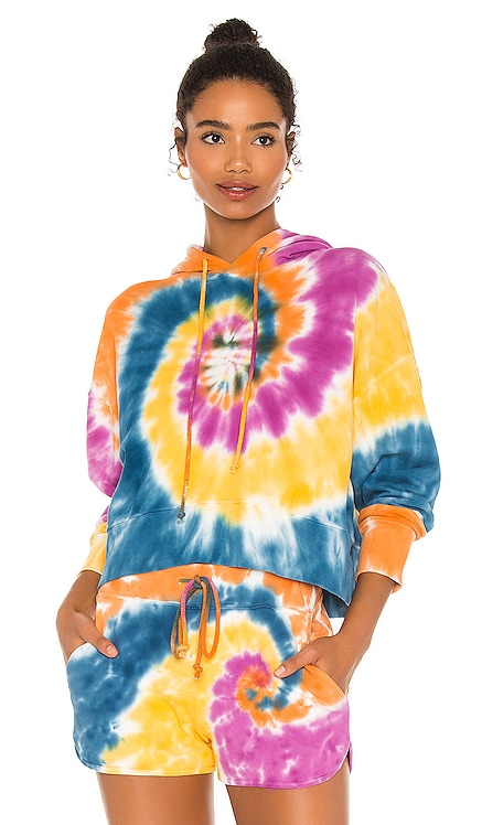 SWEAT À CAPUCHE DOUBLE TROUBLE TIE DYE DAYDREAMER $97 BEST SELLER