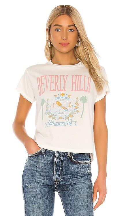 Beverly Hills Girlfriend Tee DAYDREAMER $60 BEST SELLER