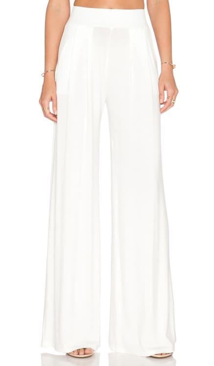 Amber Wide Leg Pant De Lacy $68