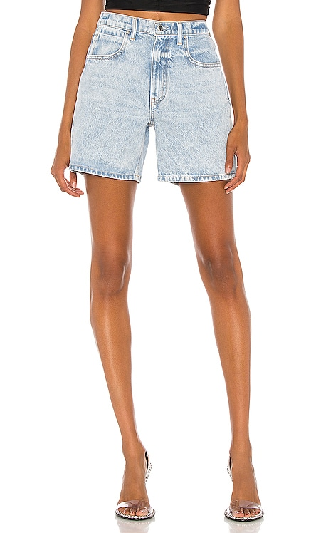 Boy Mid Rise Short DENIM x ALEXANDER WANG $275