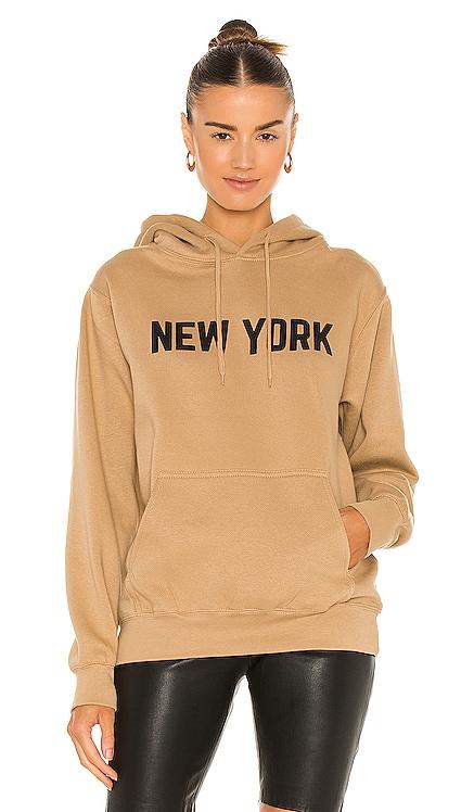 New York Hoodie DEPARTURE $88 BEST SELLER