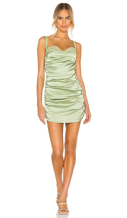Ruched Dress DANIELLE GUIZIO $288 BEST SELLER