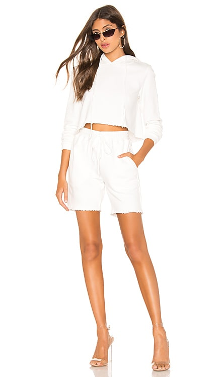 Sweatshort Set DANIELLE GUIZIO $115 BEST SELLER