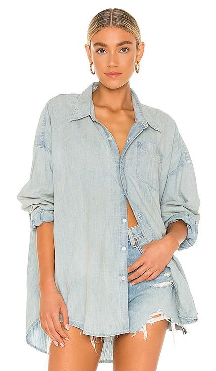 Button Front Shirt Denimist $285 BEST SELLER
