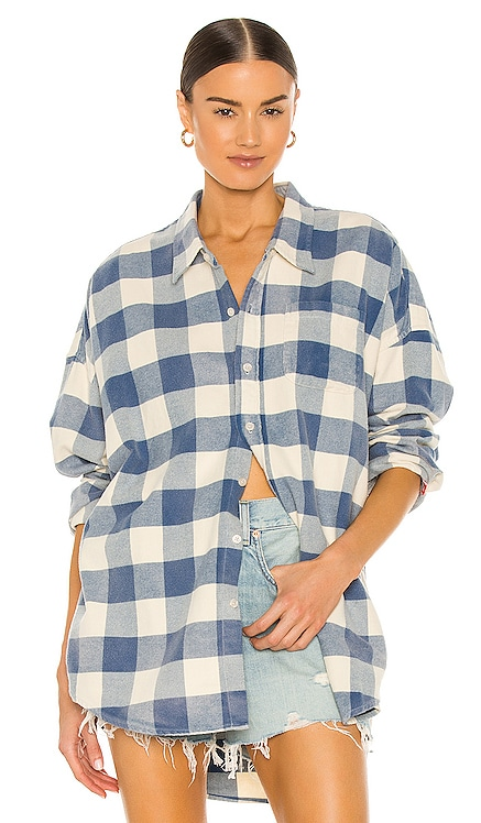 Button Front Shirt Denimist $265