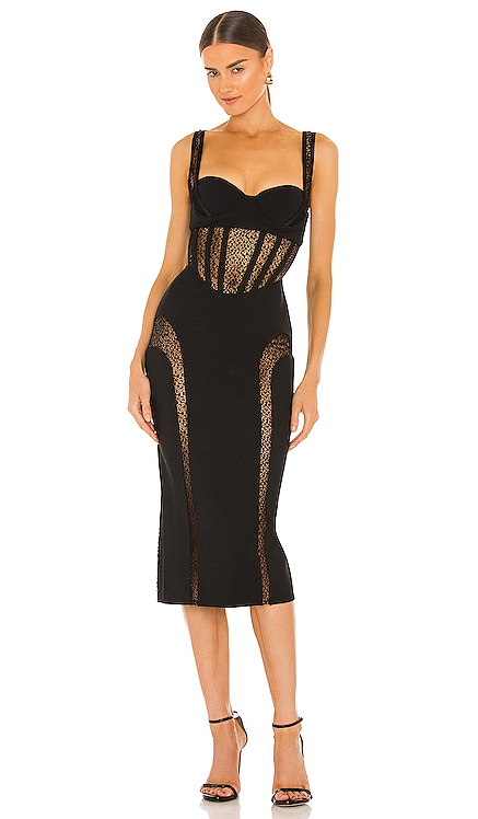 Suspended Corset Dress Dion Lee $1,490 NEW