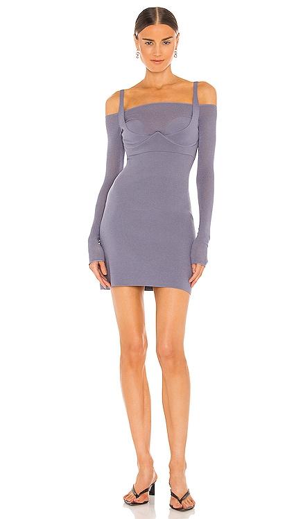 Hosiery Mesh Dress Dion Lee $690