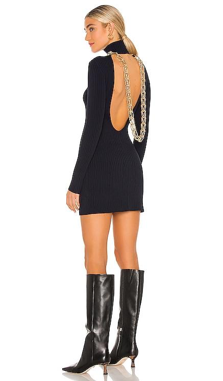 Lustrate Chain Mini Dress Dion Lee $1,390 NEW