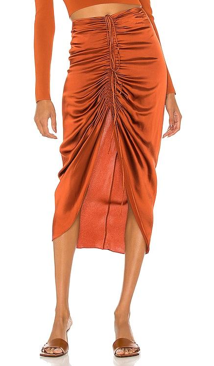 Gather Tie Skirt Dion Lee $387