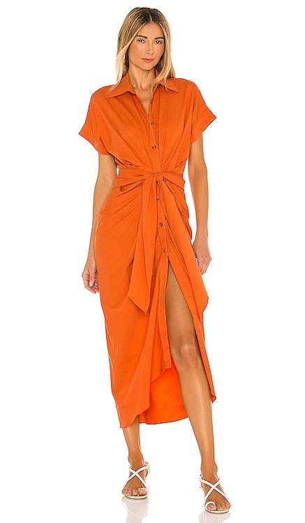 Buttoned Shirt Dress Divine Heritage $445 BEST SELLER