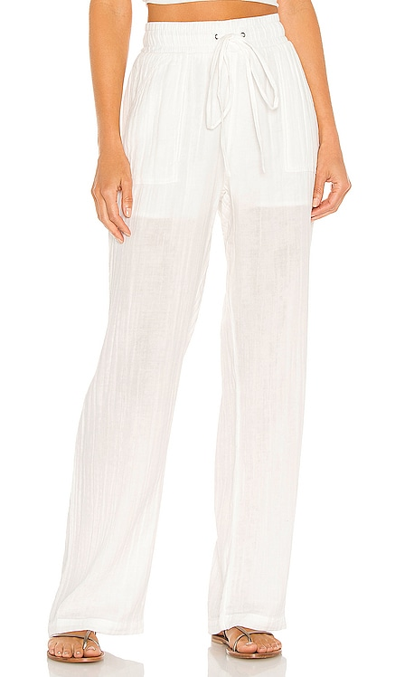Marley High Rise Lounge Pant David Lerner $119