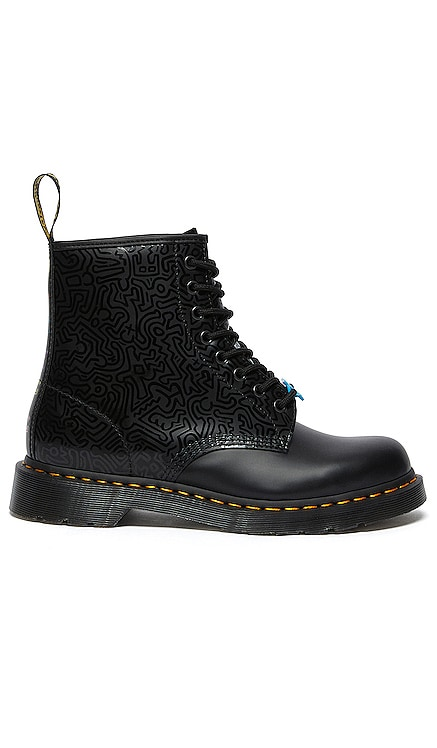 1460 Keith Haring Boot Dr. Martens $160 NEW