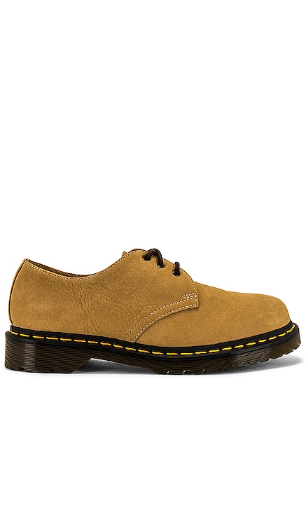 1461 Milled Buck Shoes Dr. Martens $96