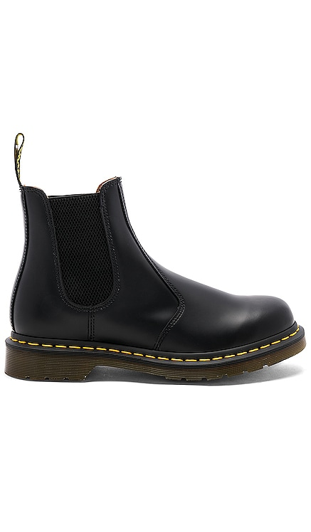 2976 Yellow Stitch Boot Dr. Martens $150
