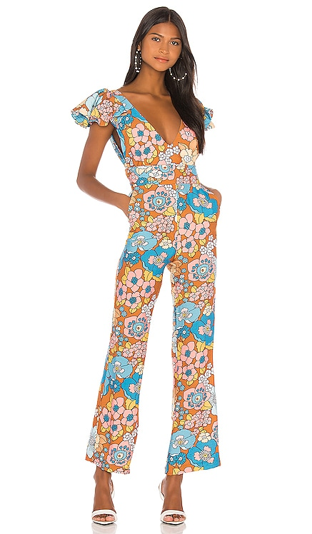 Jenny Jumpsuit Dodo Bar Or $415 NEW ARRIVAL