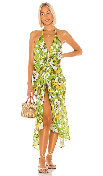 Jeniffer Maxi Dress Dodo Bar Or $190