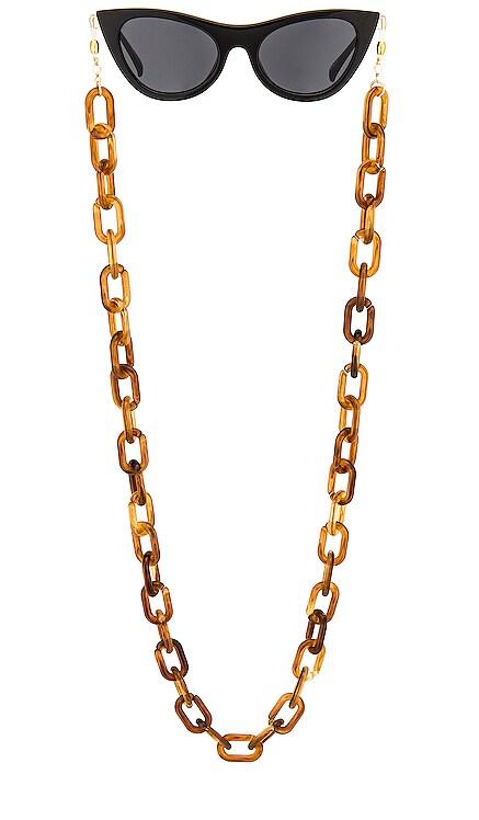 Acetate Sunny Chain DONNI. $66