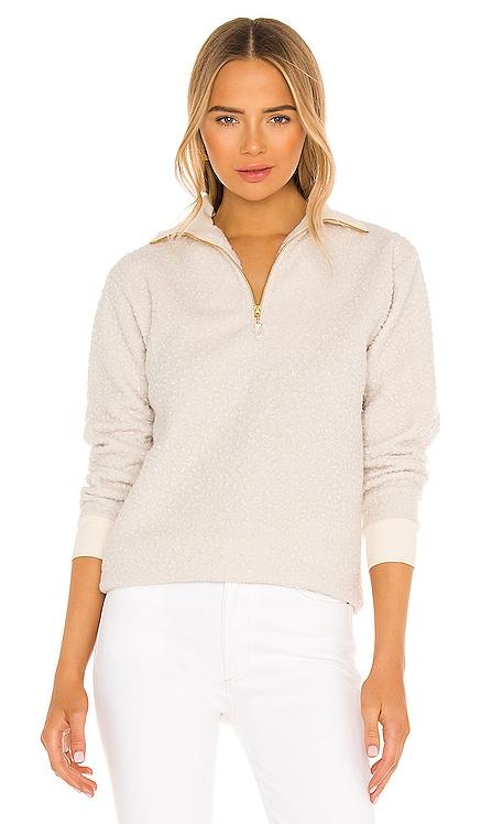 Curly Half Zip Pullover DONNI. $249