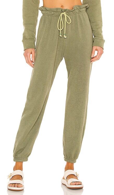 Vintage Fleece Gemstone Sweatpant DONNI. $169